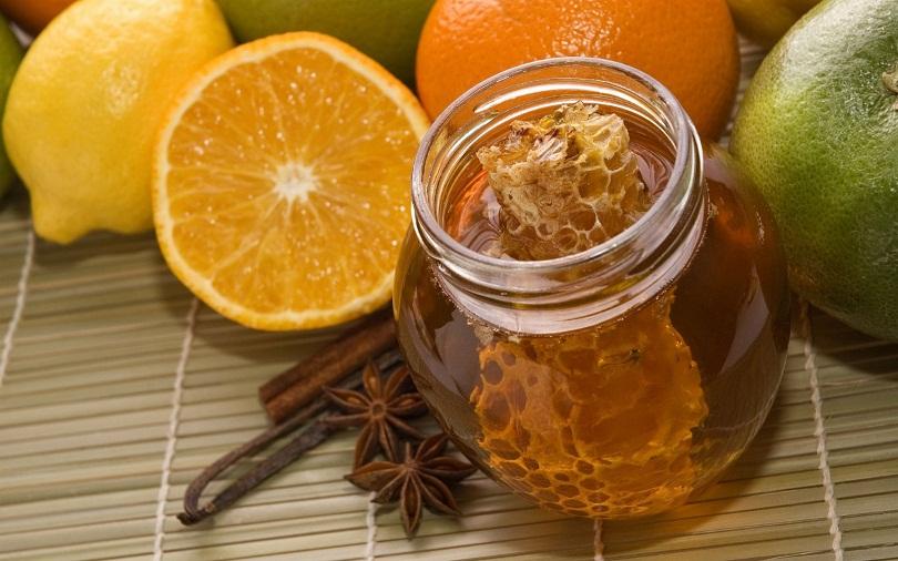 При беременности сочетание мёда и цитрусовых поможет вылечить насморк