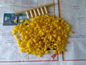 Изготовление мисочек