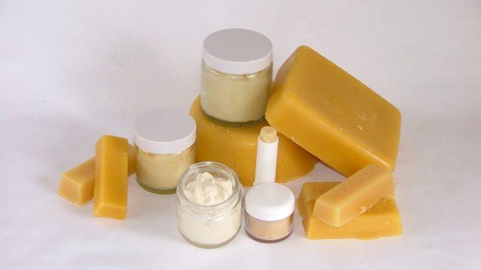 Пчелиный воск в кремах для лица вред