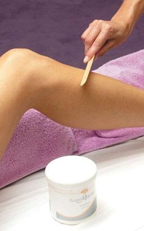 Использование очищенного воска в косметологии началось сравнительно недавно