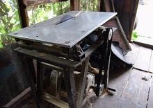 Деревообрабатывающий станок для изготовления ульев