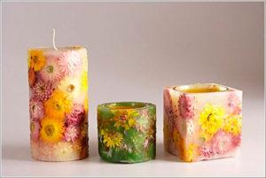 Какие материалы нужны для изготовления свечей