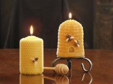 Свечи из воска