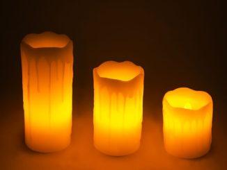 Готовим свечи дома