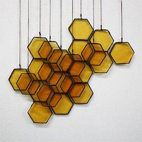 Размеры вощины, какими они должны быть для оптимальной работы пчел