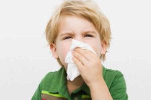 Удушающая аллергия