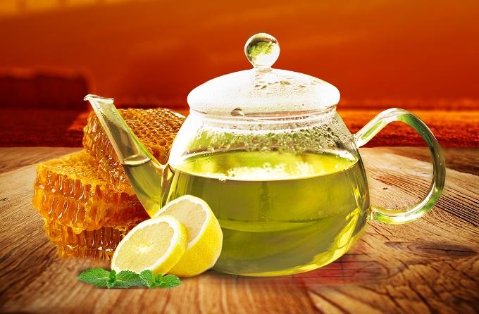 Диета с зелёным чаем