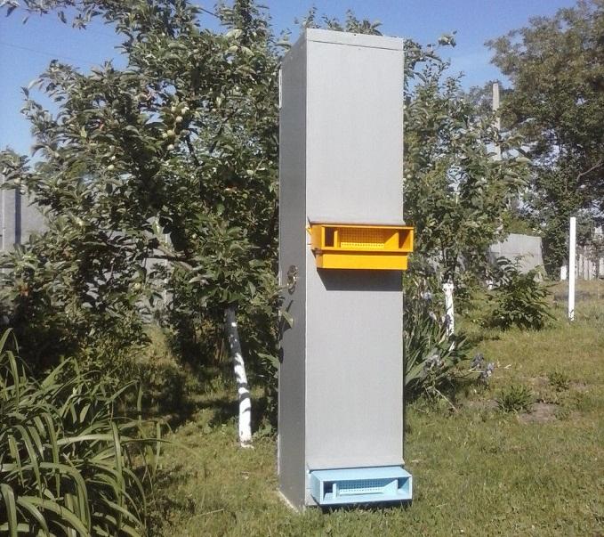 Кассетное пчеловодство в современном виде имеет разные варианты домиков