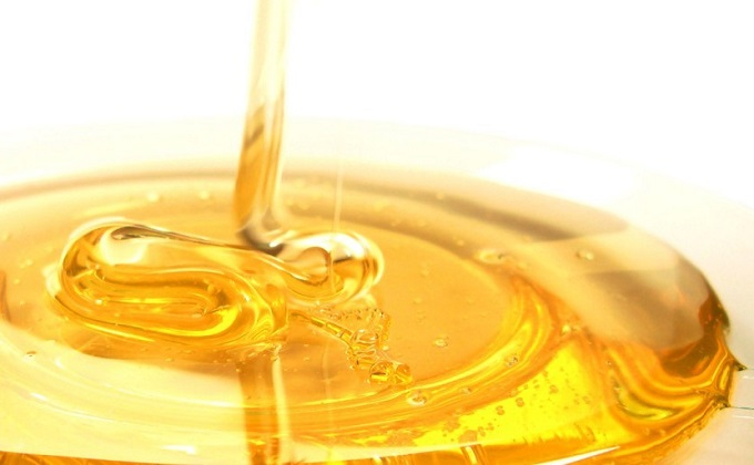 Превращение меда в твердого в жидкий
