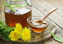 Получение меда из одуванчиков