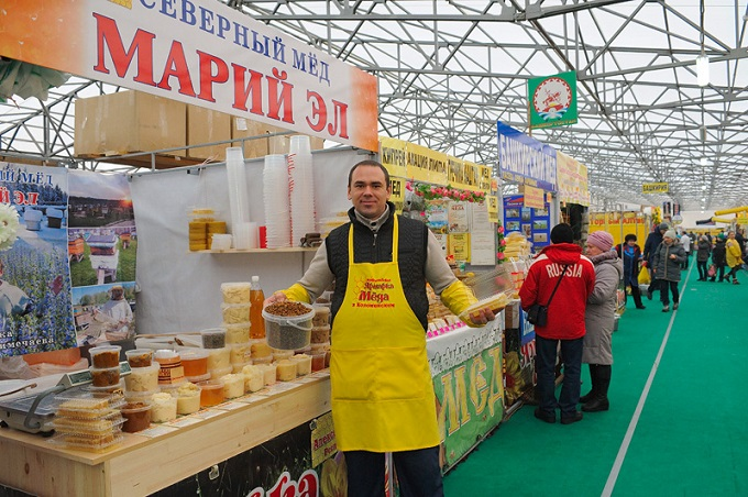 Ярмарка в Перми